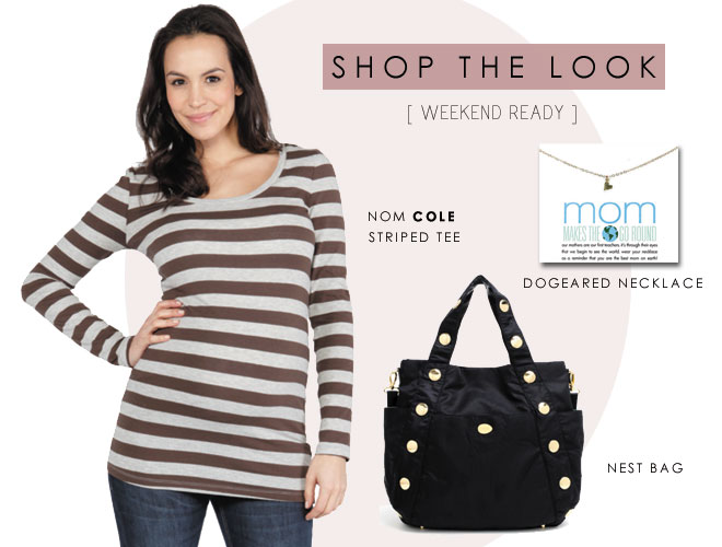 shop the look - weekend ready