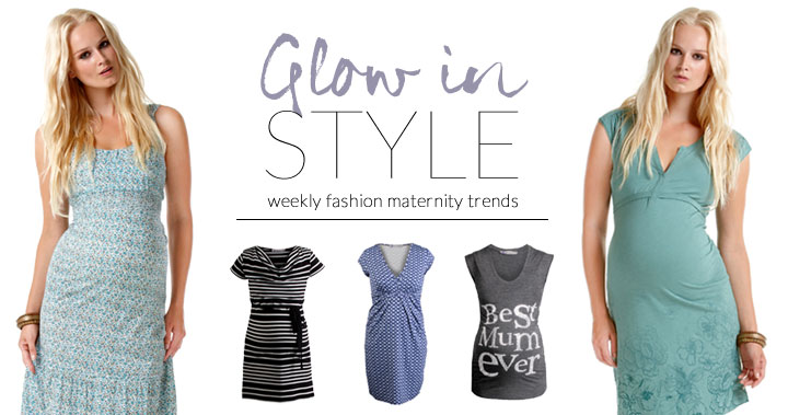 Glow In Style Weekly Fashion Maternity Trends