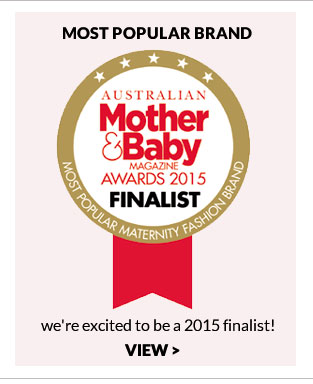 2015 finalist Mother & Baby Awards