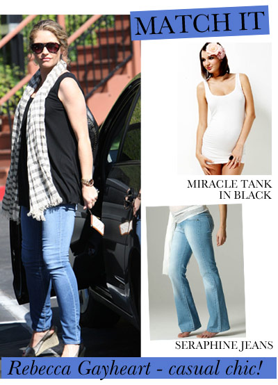 trimester miracle maternity tank