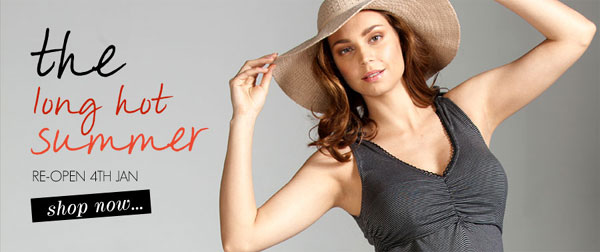 the long hot summer - shop for maternity clothes now!