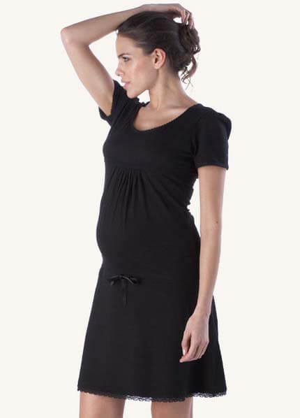 SER0015 - Seraphine Short Sleeve Tunic Dress :  rrp 13295 aud inc gst maternity fashion queen bee maternity maternity wear