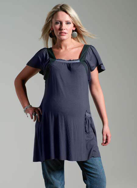 Funmum - Smock Maternity Top