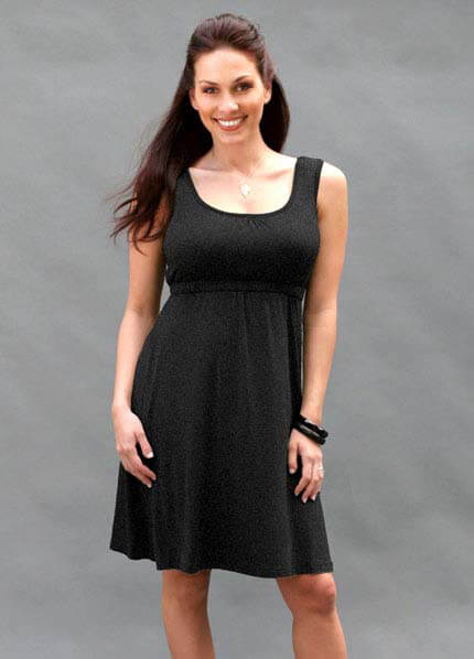 Queen Bee Lucy Maternity / Nursing Dress by Mayreau