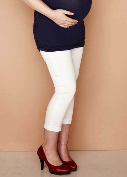 Trimester - Envision Maternity Capris - 2 Colours