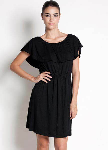 Dote Charlotte Cape Nursing Dress