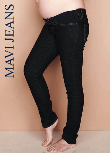 Queen Bee Jessica Skinny Maternity Jeans by Mavi