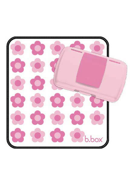b.box - Nappy Wallet in Flower Power :  baby traveller diaper carrier nappy holder baby essentials