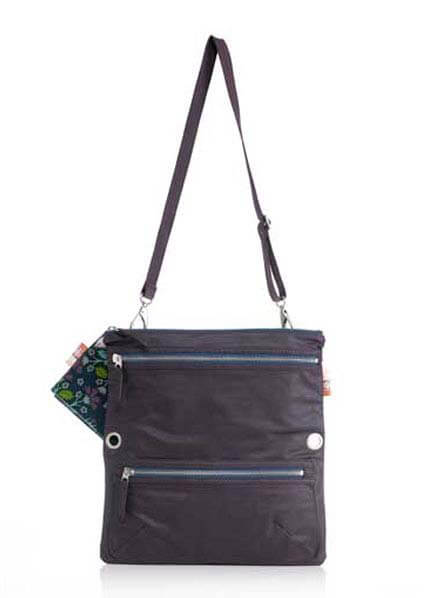 Isoki - Multi Messenger Bag in Zahara :  baby carry all nappy bag
