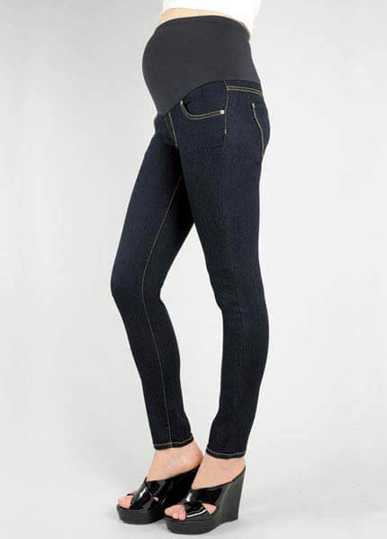 Queen Bee Twiggy China Doll Maternity Jeans by James Jeans