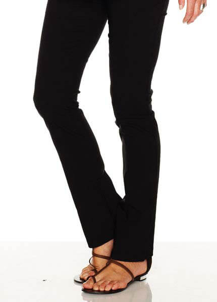 Queen Bee London Slim Leg Maternity Pants by Mayreau