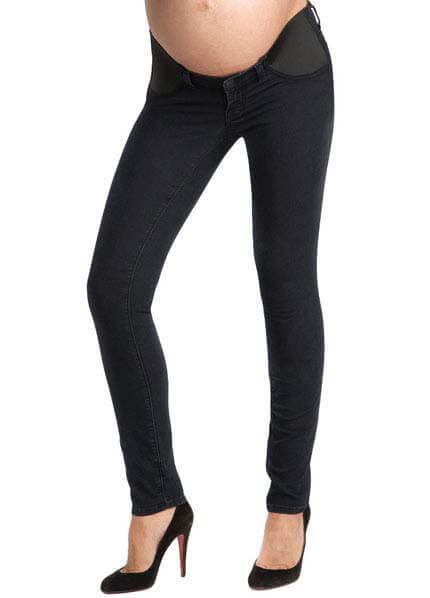 Queen Bee Olympia Maternity Denim Jean Leggings by J Brand