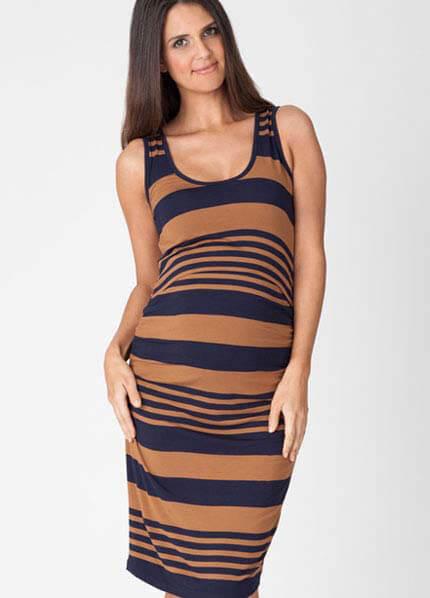 Ripe maternity summer nursing dress
