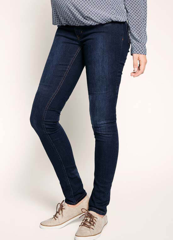 Jeggings Wash By Dark Blue Denim Esprit Maternity BpqIw