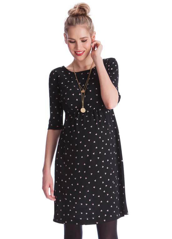 20623d8efd7a7 Minnie Maternity Shift Dress by Seraphine