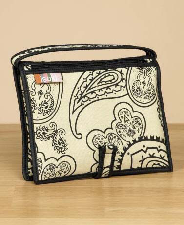 IS13 - Isoki Petite Traveller - Retro Paisley