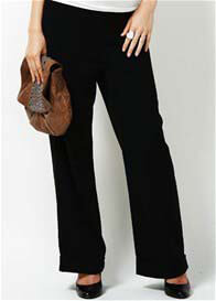 Trimester™ - Treasured Wide Leg Relaxed Maternity Pants - ON SALE