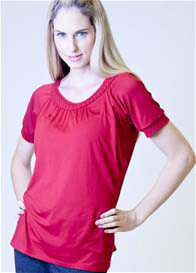 Milky Way - Imogen Braided Nursing / Maternity Tunic - ON SALE