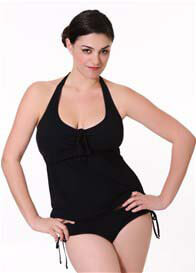 Quack Nursingwear - Jesse Swimsuit in Black