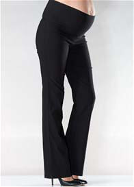Soon Maternity - Classic Foldover Pants - ON SALE