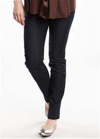 Maternal America - Cigarette Jeans in Dark Wash