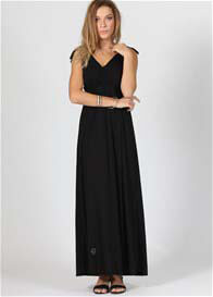 Quack Nursingwear - Lachlan Nursing Maxi Dress