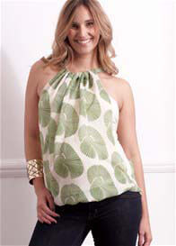 LIL Designs - Kyoto Green 8 Way Top - ON SALE