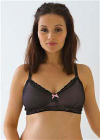 Belabumbum - Rachelle Nursing Bra in Black