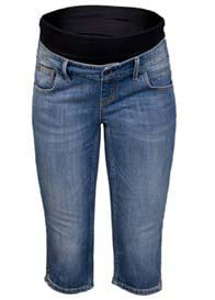 Queen mum - Denim Bermudas - ON SALE
