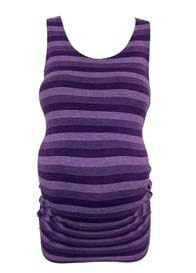 Trimester™ - Jaden Striped Miracle Tank