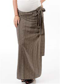 Trimester™ - Etching Wrap Skirt