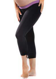 Via Prive - Tulip Crop Gym Pants