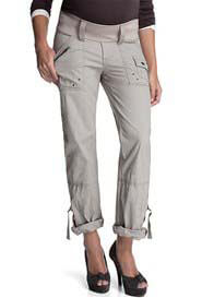 Esprit - Cargo Pants in Pebble