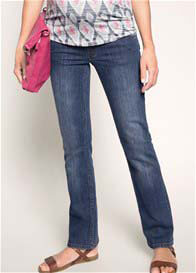 Esprit - Stone Wash Flared Jeans