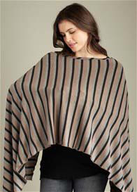 Maternal America - Striped Nursing Scarf