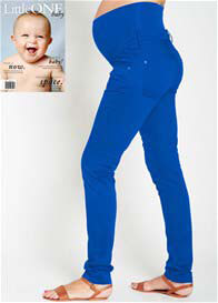 Noppies - Cobalt Blue Skinny Pants - ON SALE