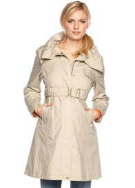 Esprit - Parka Jacket in Sand