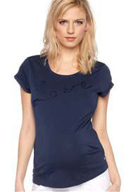 Esprit - Love Tee in Blue