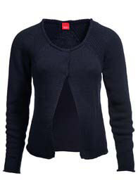 Esprit - Navy Knit Cardigan - ON SALE