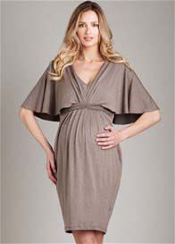 Maternal America - Heather Braided Back Dress - ON SALE