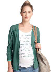 Esprit - Evergreen Knit Cardigan