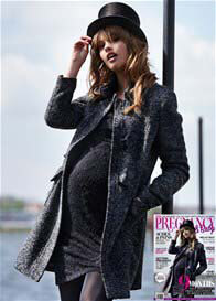 Queen mum - Melange Coat - ON SALE