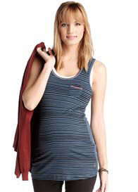 Esprit - Wellness Striped Exercise Tank