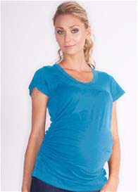 LA Made - Kristina Tee in Rain Blue - ON SALE