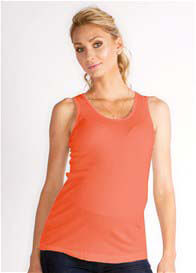 LA Made - Lana Tank in Grapefruit Coral