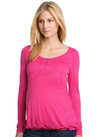 Esprit - Poet Blouse in Azalea - ON SALE