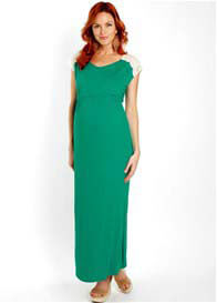 Everly Grey - Portofino Green Abbey Maxi Dress