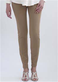 Slacks & Co - San Diego Treggings in Camel - ON SALE