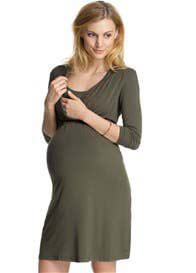 Esprit - Urbane Nursing Dress in Laurel - ON SALE