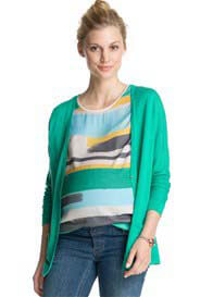 Esprit - Candy Green Cardigan